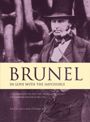 'Brunel: in love with the impossible' book cover